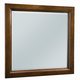 All-American Woodlands Landscape Mirror in Pine