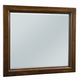 All-American Timber Mill Chesser Mirror in Pine