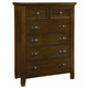 All-American Timber Mill Chest in Pine