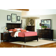 Legacy Classic Thatcher Panel Bed with Storage Footboard Bedroom Set