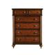 Stanley Furniture British Colonial Portfolio Drawer Chest in Caribe 020-63-13
