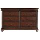 Stanley Furniture Louis Philippe Portfolio Dresser in Orleans 058-13-05