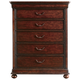 Stanley Furniture Louis Philippe Portfolio Drawer Chest in Orleans 058-13-13