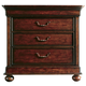 Stanley Furniture Louis Philippe Portfolio Bachelor's Chest in Orleans 058-13-16