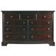 Stanley Furniture Transitional Portfolio Dresser in Polished Sable 042-13-05