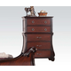 ACME Abramson Traditional Five Drawer Chest in Cherry 22368