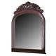 ACME Abramson Elegant Mirror in Cherry 22366