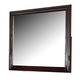 ACME Cayden Mirror in Merlot 20564