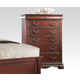 ACME Estrella Chest of Drawers in Dark Cherry 20736