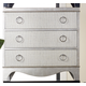 Hooker Furniture Mélange Semblance Chest in Silver Tipped 638-85144