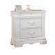 ACME Estrella Youth Nightstand in White 30243