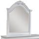 ACME Estrella Youth Dresser Mirror in White 30244