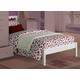 Acme Freya Twin Bed in White 37152