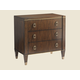 Lexington Tower Place Burnham Nightstand in Walnut Brown Arlington Finish 01-0706-621