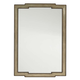 Lexington Tower Place Glencoe Mirror in Walnut Brown Arlington Finish 01-0706-204