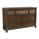 Tommy Bahama Home Landara Sailfish Point Dresser in Rich Tobacco Finish 01-0545-234