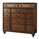 Tommy Bahama Home Landara Farallon Gentleman's Chest in Rich Tobacco Finish 01-0545-329