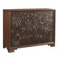 Tommy Bahama Home Landara Balboa Carved Door Chest in Rich Tobacco Finish 01-0545-973