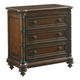 Tommy Bahama Home Landara Islandia Nightstand in Rich Tobacco Finish 01-0545-621