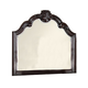 Acme Veradisia Landscape Mirror in Dark Cherry 20635