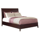 Coaster Albright Eastern King Sleigh Bed in Cherry 202651KE