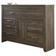Juararo Vintage Dresser in Dark Brown B251-31 CLEARANCE