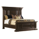 Tommy Bahama Home Island Traditions Sutton Place Pediment Queen Bed 01-0548-143C