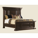 Tommy Bahama Home Island Traditions Sutton Place Pediment Califonia King Bed 01-0548-145C