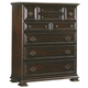 Tommy Bahama Island Traditions Coventry Drawer Chest in Warm Aged Brass Finish 01-0548-307