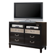 Coaster Devine 6-Drawer Media Chest in Black 203126