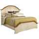 Coaster Oleta Queen Panel Bed in Buttermilk 202880Q