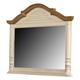 Coaster Oleta Arched Mirror in Butttermilk 202884