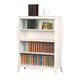 Coaster Dominique Bookcase in White 400568