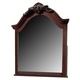 Acme Gwyneth Landscape Mirror in Cherry 21864