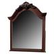 Acme Gwyneth Taditional Landscape Mirror in Cherry 21864A