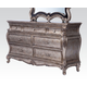 Acme Chantelle Old World Style Dresser in Antique Platinum 20545 PROMO