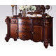 Acme Vendome Traditional Dresser/Server with Four Drawers and Two Doors in Cherry 22005