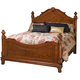 New Classic Charise Queen Panel Bed in Cocoa 00-074-3Q