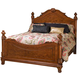 New Classic Charise King Panel Bed in Cocoa 00-074-1KE