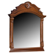 New Classic Charise Beveled Glass Mirror in Cocoa 00-074-060