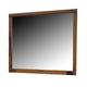 New Classic Sawmill Mirror in Cocoa 05-054-062