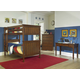 New Classic Sawmill 4-Piece Bunk Bedroom Set in Cocoa