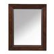 A.R.T. Egerton Landscape Mirror in Vintage Cherry 210120--2106