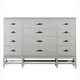 Stanley Furniture Coastal Living Resort Tranquility Isle Dresser in Morning Fog 062-C3-06 CLEARANCE