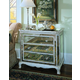 Hooker Furniture North Hampton Three Drawer French Mirror Chest 850-85-122