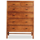 Durham Furniture Lodo 6-Drawer Chest 358-156-LODO