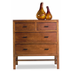 Durham Furniture Lodo 4-Drawer Junior Chest 358-166-LODO