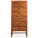 Durham Furniture Lodo 6-Drawer Tower 358-167-LODO