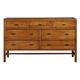 Durham Furniture Lodo 7-Drawer Triple Dresser 358-173-LODO