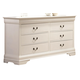 Coaster Louis Philippe Drawer Dresser 204693